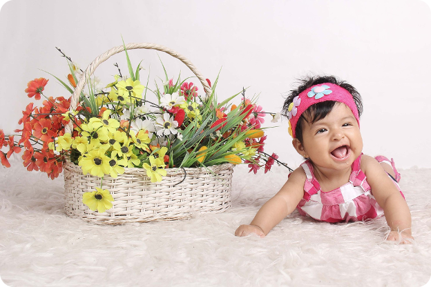5 Vantagens em ter um bebé na Primavera