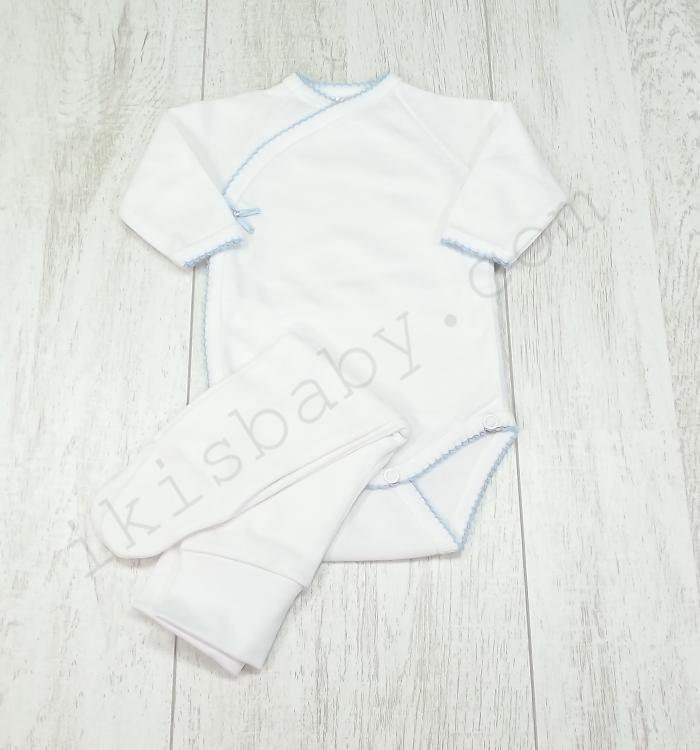 Body interior com calças branco