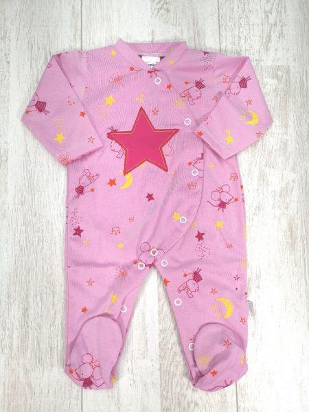 Babygrow bebé estrela