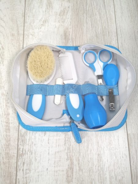 Necessair de higiene azul