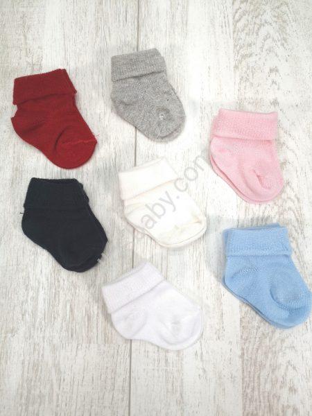 meias de bebé