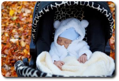 A Importância do Gorro e das Luvas Para o Recém Nascido.