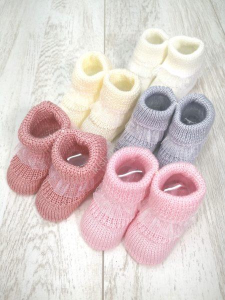 Carapins bebé menina