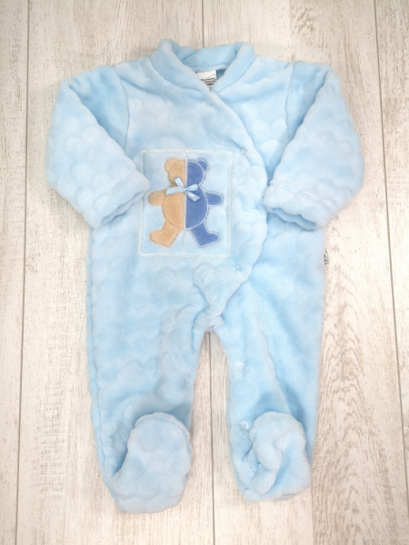 Babygrow Niplles Azul