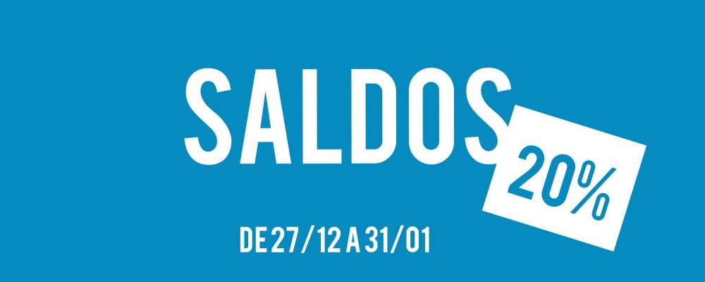 SALDOS - 20%