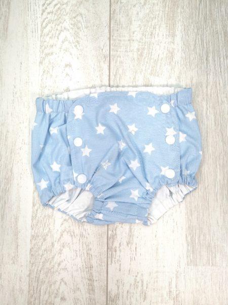 Tapa fraldas Azul para menino