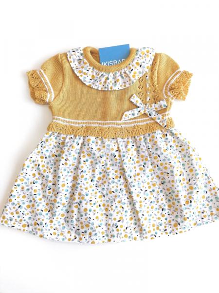 Vestido bebé menina