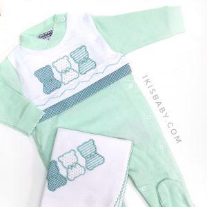 babygrow 3 ursos