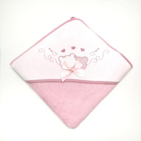 toalha de bebe ursinhos