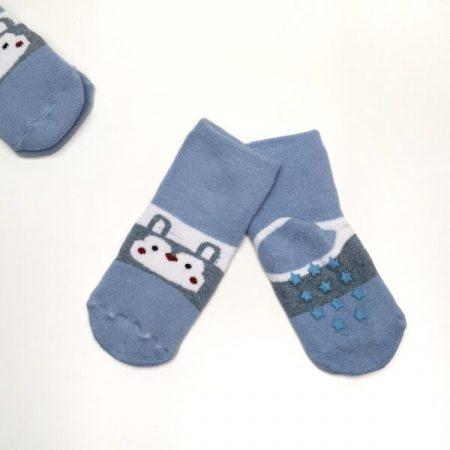 meias antiderrapantes husky