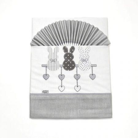 lençois para cama de bebé algodão