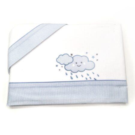 lencois para cama de bebé