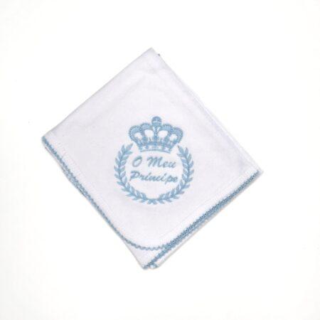 fralda algodão principe