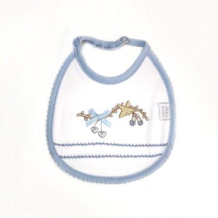 babete para bebé algodão