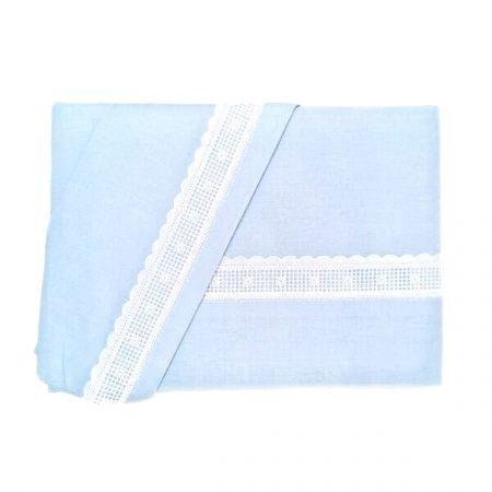 lençóis alcofa algodão