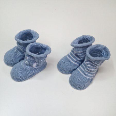 meias recém-nascido