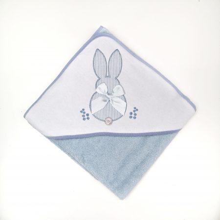 toalha de banho bebé menino